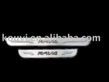 Car Door sill,sill plate for RAV4