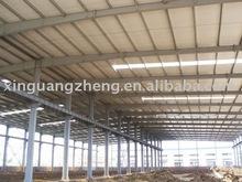 steel structure workshop frame design
