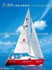 7.99m sailboat