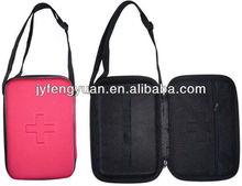 crush proof molded EVA first aid bag