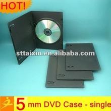 5.2mm double black dvd case