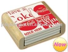 Best Promotion Gift Sandstone Coaster