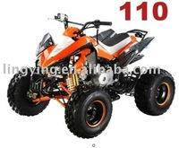 New Kawasaki style kids quad 110cc atv