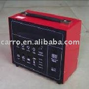 12V20AH solar battery and controller box
