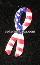 Ribbon Lapel Pin