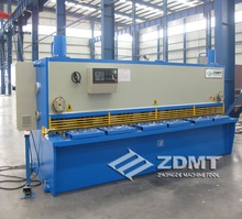 QC11K CNC swing beam shear 4*6000
