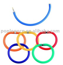 China TongLu Godlogo Bracelet Shaped Cheap promotional Plastic Pens