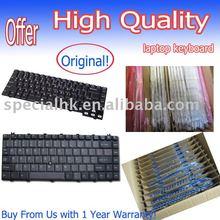 Wholesale new original laptop keyboard FOR hp Laptop dv6000