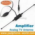 Amplificateur d'antenne analogue de la voiture TV