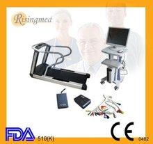 2013 New! Wireless/ wifi treadmill Cardioscape stress test system