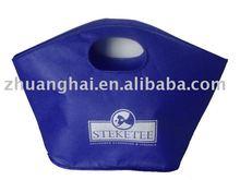 fashion women nonwoven hobo shopping bag