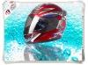 DOT carbon fiberglass helmet