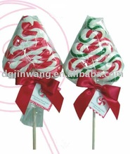 chirstmas lollipop candy