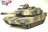 1/24 super battle rc tank(M1A2)