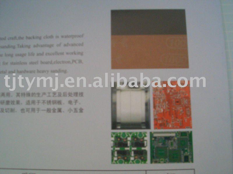 Aluminum Oxide Abrasive Cloth Aluminum Oxide Abrasive Sand