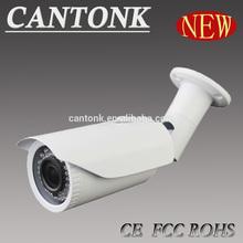 Weatherproof Aluminium Housing P2P POE HD-IP Camera