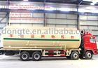 DTA5310GFLHN Hualing 8*4 bulk cement truck 35~45m3 cement tanker factory sale