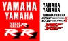 Motorcycle stickers for YZF R1 98-99 DELTABOX II