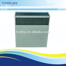 Counterflow heat exchanger aluminium core(HRC225)