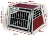 Aluminum Box Aluminum Cage Hunde Box Dog Kennel