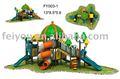Floresta mágica plástico crianças estilo parque de diversões brinquedos