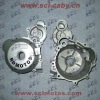 CG/JAGUAR motorcycle engine left front cover