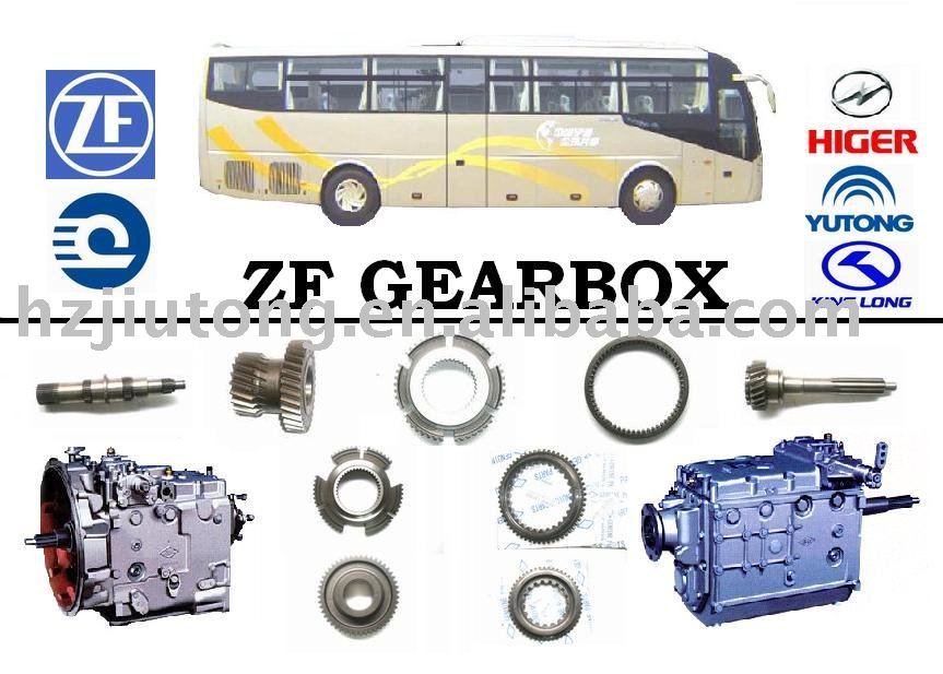 zf Gearbox Parts zf Gearbox Parts For Kinglong