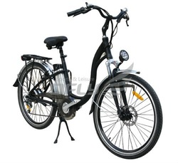 New 180W Electric Bicycle with Lithium Battery LB1801