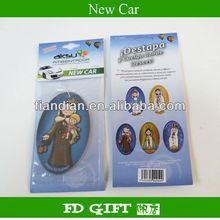 Paper Car Air Freshener For Venezuela