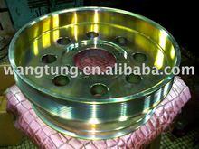 Electroplating gold color Belt Pulley