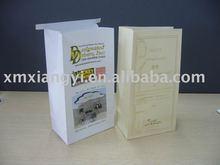 tin tie coffee paper bag