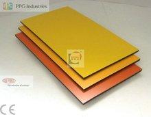 composite panel building facade/external wall cladding