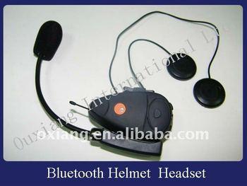 Motorcycle Bluetooth Helmet Headset OX-BH9081(100 Meters)