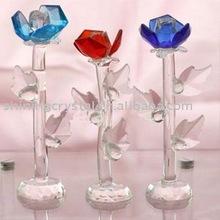 crystal flower & fruit