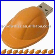 OEM Gift Worker Hat USB Flash Drive2.0