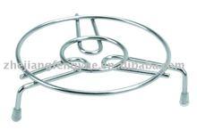 Hot Sale Metal Kitchen Wire Hot Pot Rack/Mat