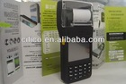 portable 2 inch thermal printer with gprs barcode reader (windows mobile OS)