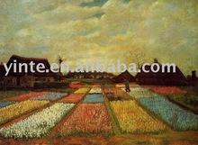 acrylic flower oil painting ytmn051