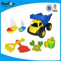 Sand tool,beach dump truck beach mini boat toy