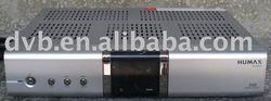 Humax (Irdeto CA) DVB satellite receiver