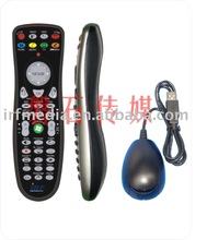 MCE remote control with mouse function