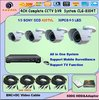 Kavass CCTV 8CH Network Security All in one DVR Camera,pormotion