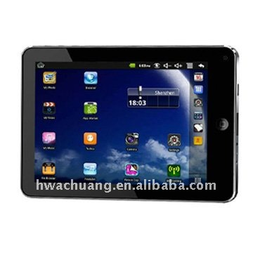 OEM 7 inch android 2.2 tablet pc touch screen phone call mid low wholesale price