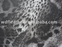 leopard stripes Garment leather