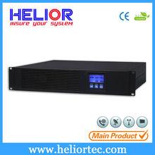 With inbuilt battery 96vdc online rack mount ups power system (sigma RM)