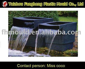 Waterfall Tank mould
