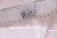 multi-wall structure polycarbonate sheet
