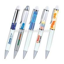 floating pen,custom design logo floater pen for promotion