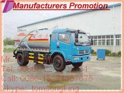 DTA GXW septic tank Vacuum Sewage Suction Truck sewage tanker Sewer Septic vacuum truck