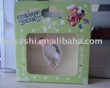 Fashionalble Mobile acrylic stickers, mini phone sticker ,flashing mobile phone sticker